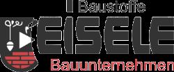 Heinz Eisele GmbH | Bauunternehmen | Essingen Logo